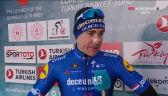 Jakobsen po 2. etapie Tour of Turkey