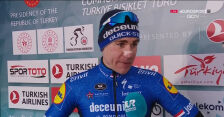 Jakobsen po 2. etapie Tour of Turkey