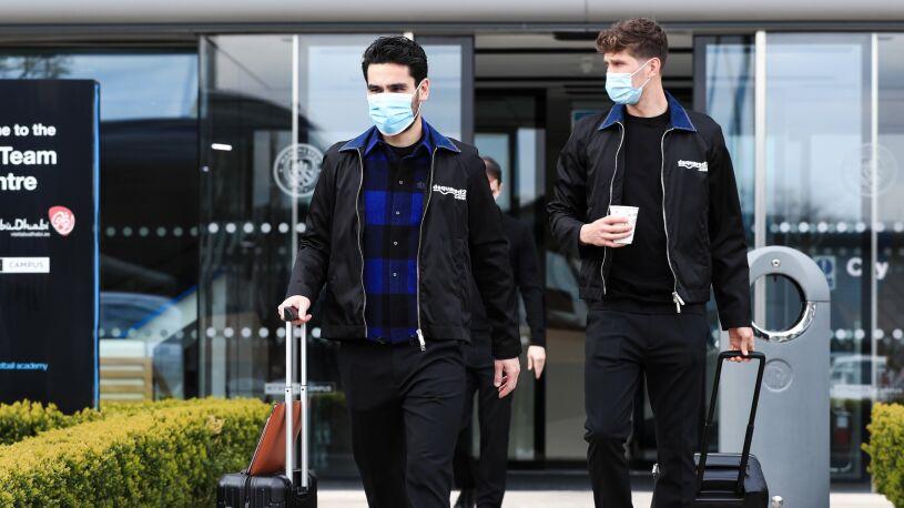 """Ochrona Manchesteru City musiała interweniować. """"Cały hotel się trząsł"""""""