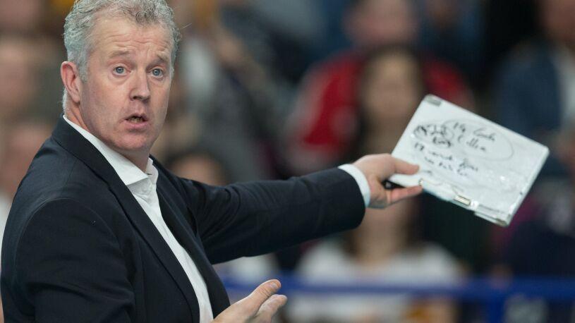 Vital Heynen zwolniony z klubu w trakcie finału ligi