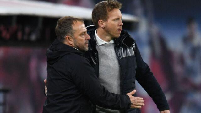 """Trener Lipska odrzucił spekulacje łączące go z Bayernem. """"Nie było żadnych rozmów"""""""
