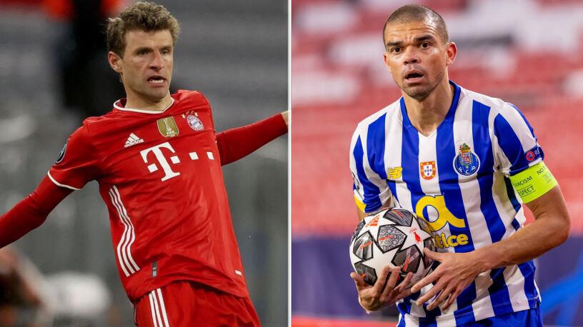 Trudne zadanie Bayernu i Porto. Terminarz rewanżowych meczów Ligi Mistrzów