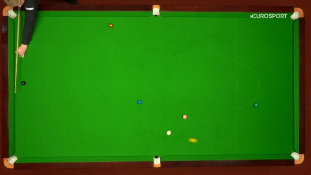 Niesamowity fluke Heathcote'a w 3. rundzie kwalifikacji do MŚ w snookerze