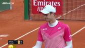 Hurkacz przegrał z Evansem w 2. rundzie turnieju ATP w Monte Carlo