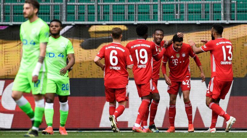 Bayern wykorzystał potknięcie wicelidera