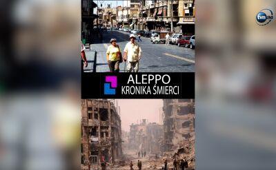 Aleppo - kronika śmierci