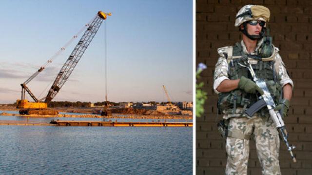 Gaz i ropa. Broń i budowy.   Polski biznes szykuje się na Libię