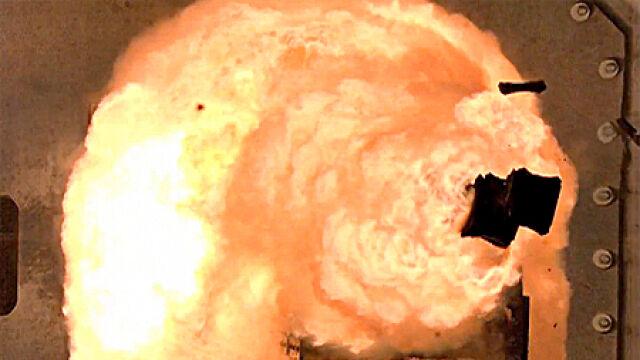 Broń sci-fi wypaliła. USA testują prototyp railguna