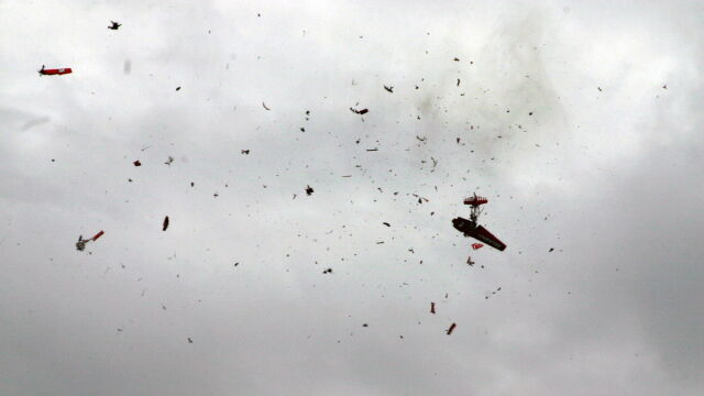 Tragedia na radomskim Air Show