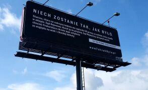 PKW nie zajmie się kampanią billboardową