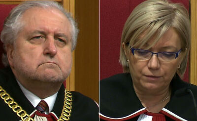 Przyłębska: za poniedziałkową sytuację odpowiada prezes Rzepliński
