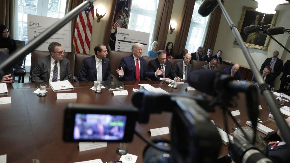 Trump: republikanie muszą się zjednoczyć jak demokraci w sprawie impeachmentu