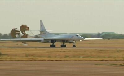 Dwa rosyjskie bombowce strategiczne Tu-160 wylądowały w RPA
