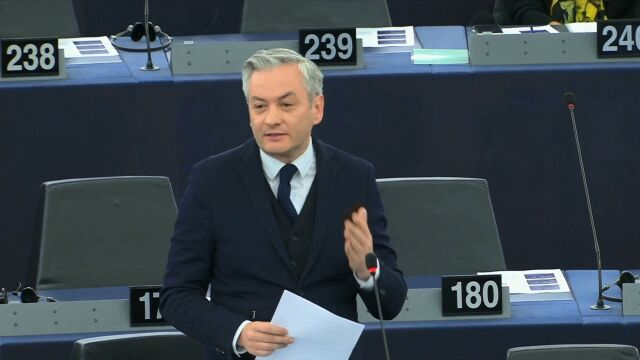 """W Parlamencie Europejskim """"Wiosna"""""""