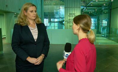 Joanna Lemańska: kiedy wpływają protesty do SN w pierwszej kolejności są oceniane z puntu widzenia warunków formalnych