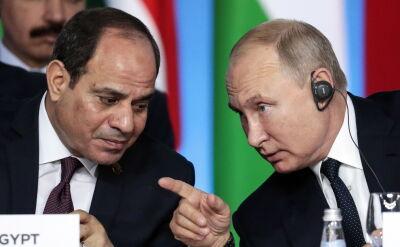 W Soczi odbył się pierwszy w historii szczyt Rosja-Afryka