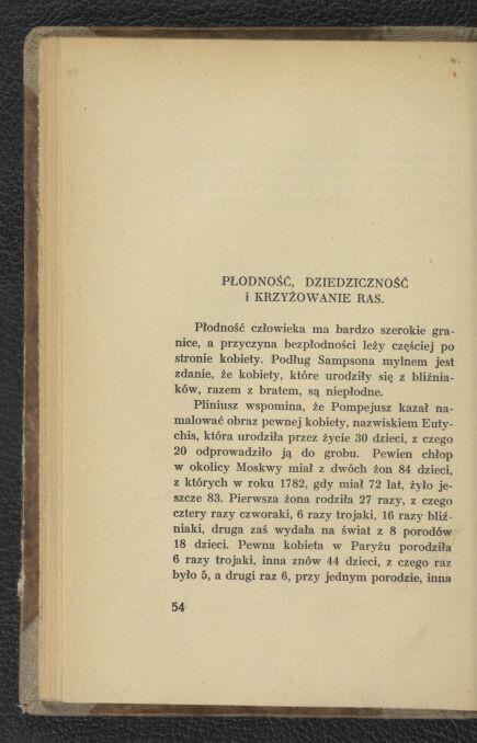 Reinhold Gerling - Życie miłosne i płciowe Człowieka