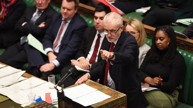 """Corbyn """"powtórzył propozycję Partii Pracy"""" Johnsonowi. BBC: nie ma porozumienia"""
