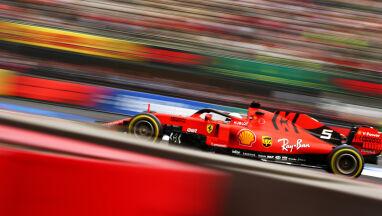 Vettel najlepszy na drugim treningu przed GP Meksyku. Kubica z przedostatnim czasem