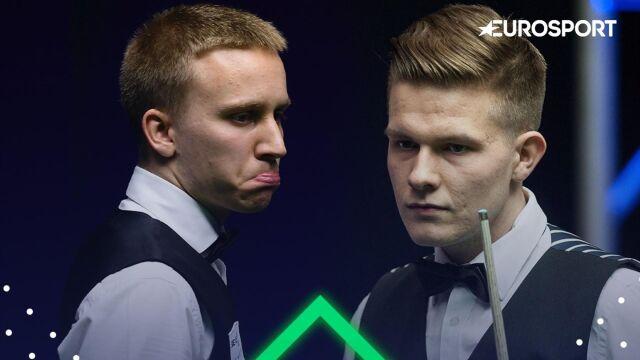 Ponad milion widzów snookerowego English Open w Eurosporcie