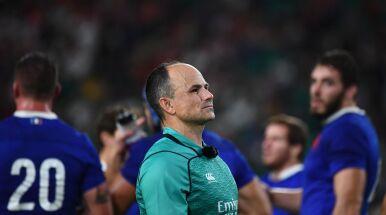 Konsekwencje skandalu w rugby. Sędzia odsunięty za niewłaściwą fotkę z fanami