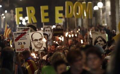 Separatyści z pięciu regionów postawili żądania Madrytowi