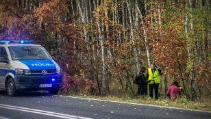 Ciało na skraju lasu, obok rower. Policja zatrzymała 29-latka