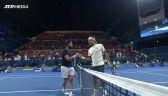 Federer przegrał z Basilaszwilim w ćwierćfinale ATP Doha