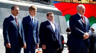 MKOl nie uznaje wyboru syna Łukaszenki na szefa Białoruskiego Komitetu Olimpijskiego