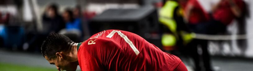 Kontuzja Ronaldo niegroźna, ale starcie z Piątkiem pod znakiem zapytania