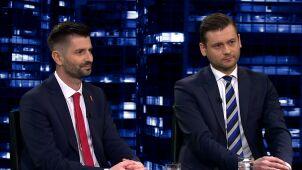 Krzysztof Śmiszek i Kamil Bortniczuk w