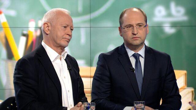 """Bielan, Boni, Senyszyn i Girzyński w """"Faktach po Faktach"""". Cała rozmowa"""