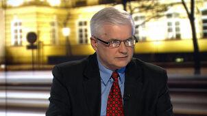 Włodzimierz Cimoszewicz, Ryszard Czarnecki i Andrzej Halicki w