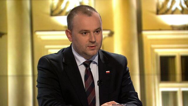"""Paweł Mucha w """"Faktach po Faktach"""""""