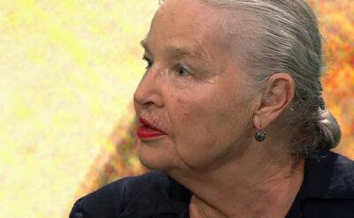 Jadwiga Staniszkis o rozmowie z prezesem PiS