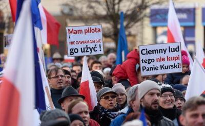 KOD na ulicach. Ludzie manifestują w całej Polsce