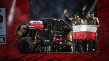 Polski dzień w Rajdzie Dakar. Etapowe zwycięstwo i drugie miejsce