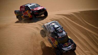 Przygoński atakuje. Polak coraz wyżej w klasyfikacji Dakaru
