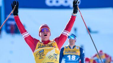 Powtórzył sukces sprzed roku. Bolszunow triumfuje w Tour de Ski