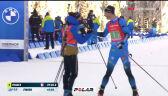 Francja wygrała pojedynczą sztafetę mieszaną w Oberhofie