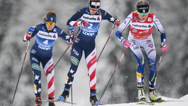 Diggins nie zwalnia tempa w Tour de Ski. Marcisz najlepiej w karierze