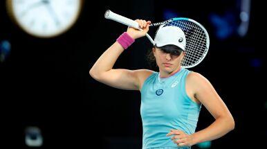 Świątek wybudzona z pięknego snu. Polka odpadła z Australian Open