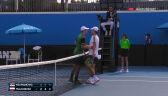 Majchrzak przegrał z Kecmanoviciem w 1. rundzie Australian Open