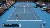 Hurkacz i Auger-Aliassime przegrali 1. seta w 1. rundzie Australian Open
