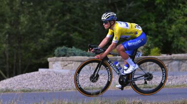Koniec niepewności. Zwycięzca Tour de Pologne może wznowić treningi