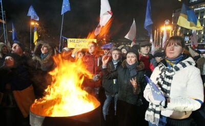 Mróz nie studzi entuzjazmu Ukraińców