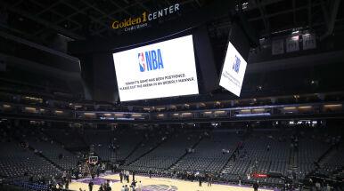 NBA w hangarze? Jeśli rozgrywki zostaną wznowione, to bez widzów