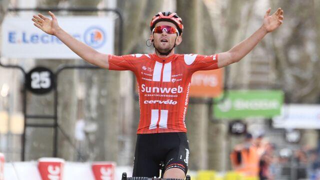 Benoot wygrał szósty etap Paryż-Nicea. Upadek lidera