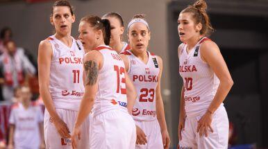 Koszykarki znają już rywalki w walce o mistrzostwa Europy