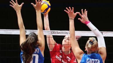 Polki zagrają o ćwierćfinał mistrzostw Europy.
